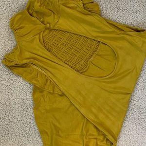ARDEN B : Sleeveless blouse with ruffles